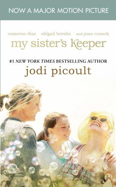 my sister keeper by jodi picoult
